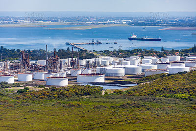 Kurnell Oil Tanks