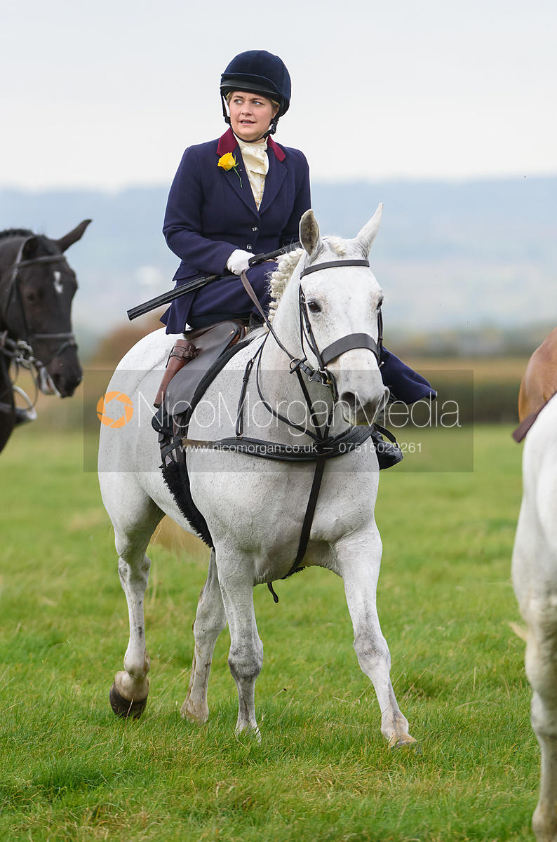 Stephanie Hensman - Quorn Hunt Opening Meet 2016