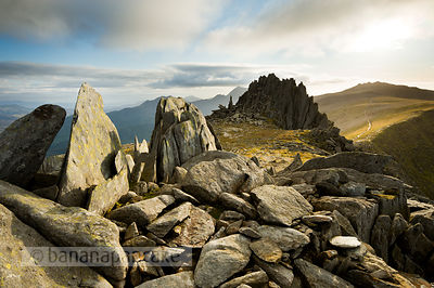 Castell- Y Gwynt (Castle of the Winds), Glyder Fach - BP2700