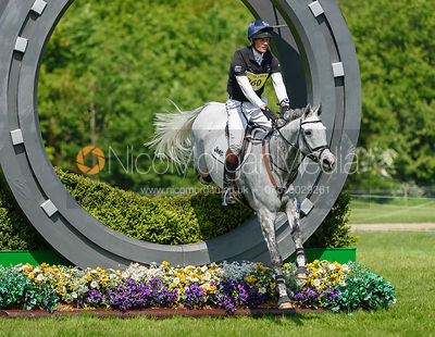 William Fox-Pitt and LUXURY FH, Fairfax & Favor Rockingham Horse Trials 2018
