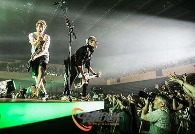 McBusted - Bournemouth International Centre 13.04.15