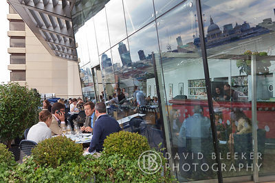 Business at the OXO Tower