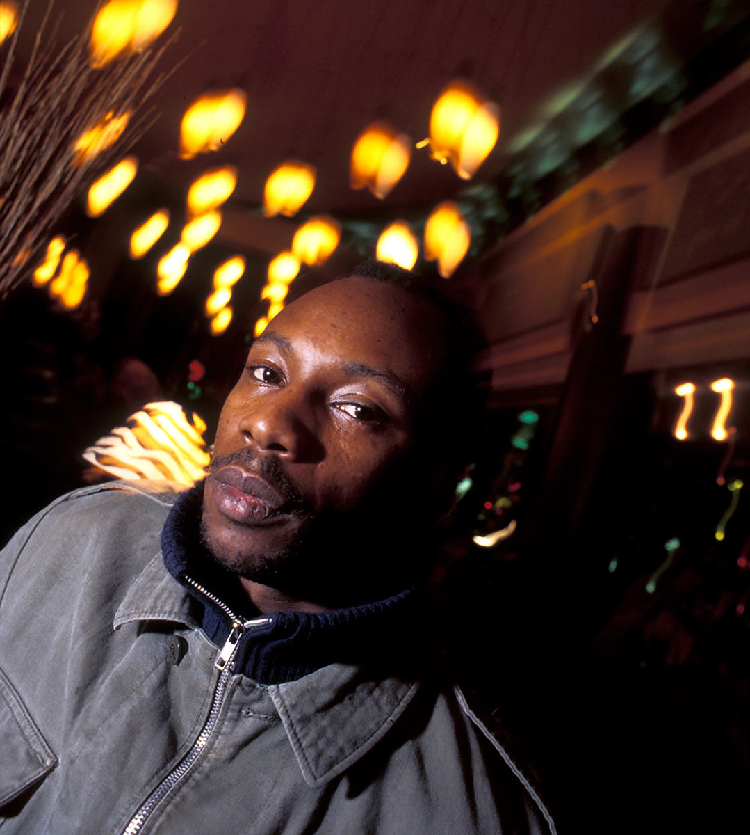 M.C Solaar, chanteur (Paris)