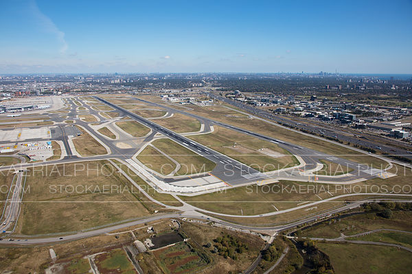 Pearson International Airport Runways