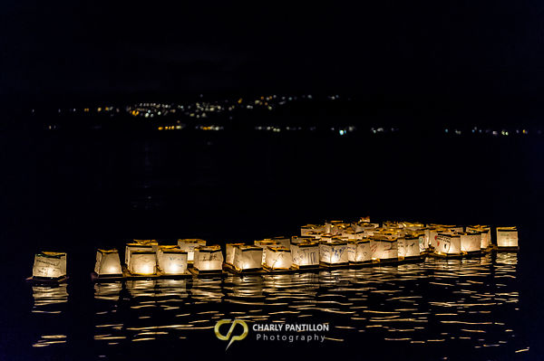 Murten festival of lights 2017