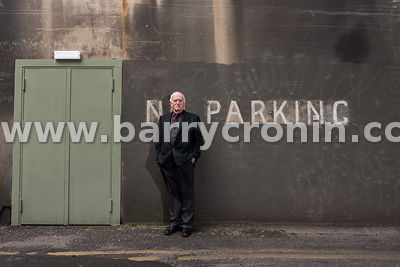 April 5th 2016.Playright Thomas Kilroy photographed in Dublin city centre.Photo:Barry Cronin/www.barrycronin.com 087-9598549 ...