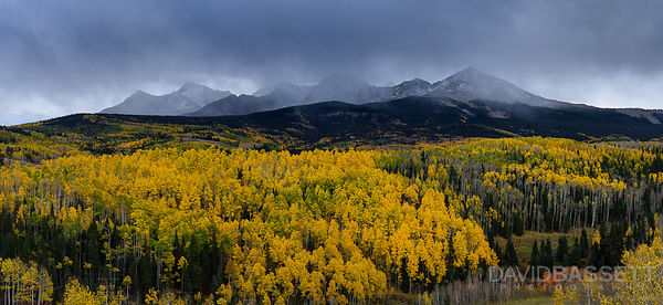 Afternoon Storm | San Juan Mountains, CO