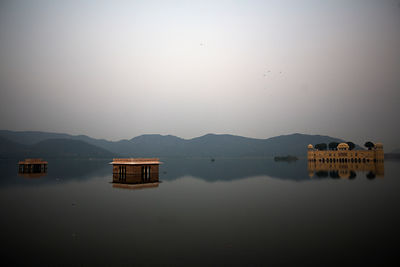 India - Rajasthan - The Jal Mahal