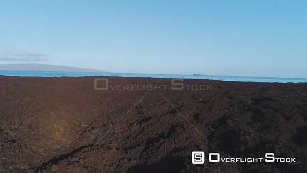 Lava Field Makena Hawaii