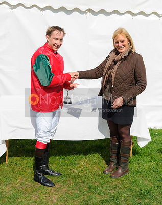 Tom Chatfeild-Roberts - Race 3 Intermediate - South Notts Point-to-Point 2017