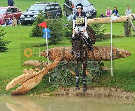 Jennifer Caras (USA) and FERNHILL FORTITUDE - CCI***U25 - EquiTrek Bramham International Horse Trials 2016