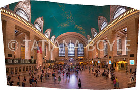 Grand Central station, panorama