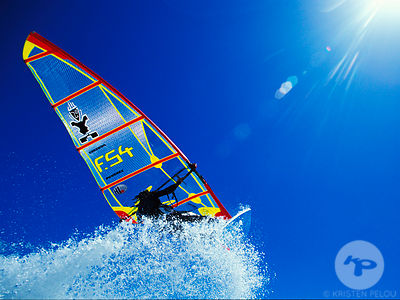 WINDSURFING BRITTANY FRANCE