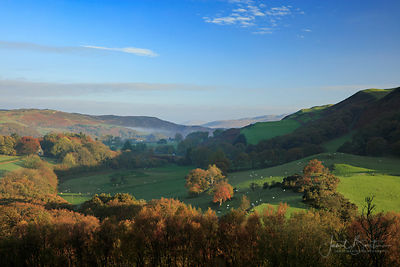 Rheidol Valley, Devils Bridge