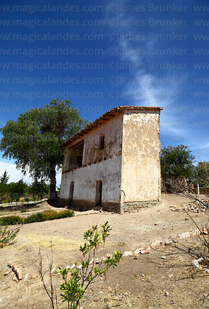 House where General Mariano Malgarejo was born on 13 April 1820, Tarata, Cochabamba Department, Bolivia