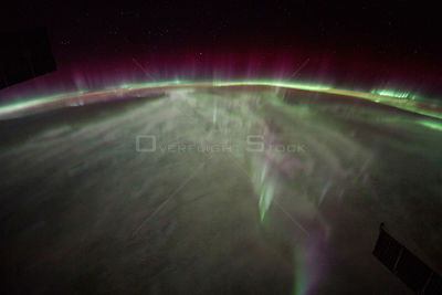 EARTH Southern Hemisphere - 28 Sep 2017 - An amazing display of the Aurora Australis or Southern Lights