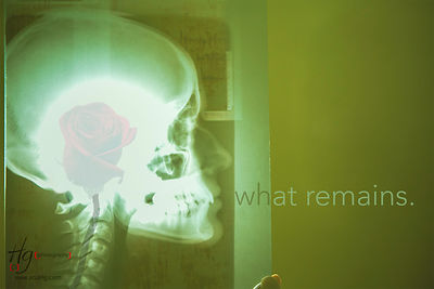 What remains...