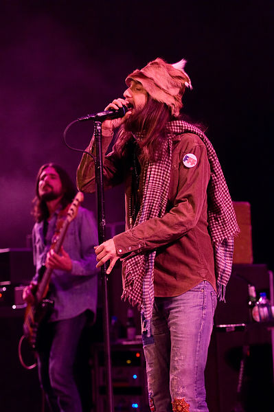 The Black Crowes. Grand Sierra Resort.