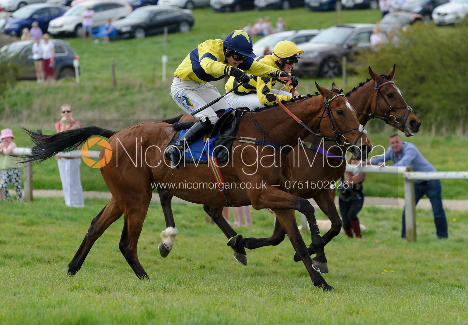 Race 2 Restricted Race -  Melton Hunt Club at Garthorpe 8/5