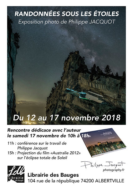 Exposition photo à Albertville photos