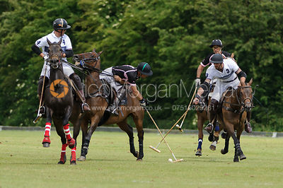 Mark Browne, Chris Crawford, NIck Pepper - Assam Cup Polo 2015