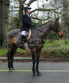 The Cottesmore Hunt on Boxing Day 2015
