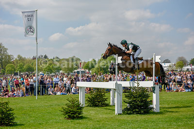 Mitsubishi Motors Badminton Horse Trials XC Day photos