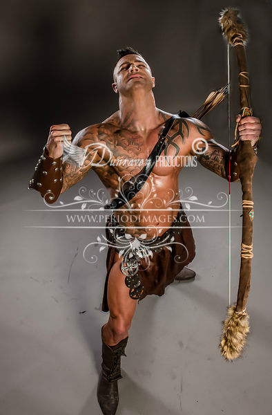 Barbarian with Bow