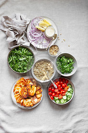 Healthy Grain Bowl - Salad