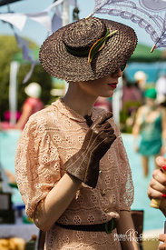 Art Deco Sunday 2013.  Gatsby Picnic.
