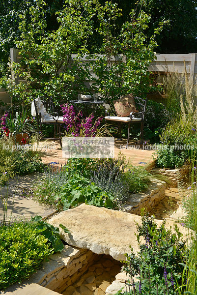 la photothèque | LES PLUS BEAUX JARDINS | Petite terrasse ...