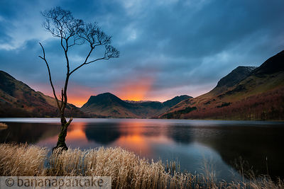 Buttermere, Lake District - BP3344
