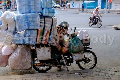 HO CHI MINH VILLE, CIRCULATION//HO CHI MINH CITY, TRAFFIC