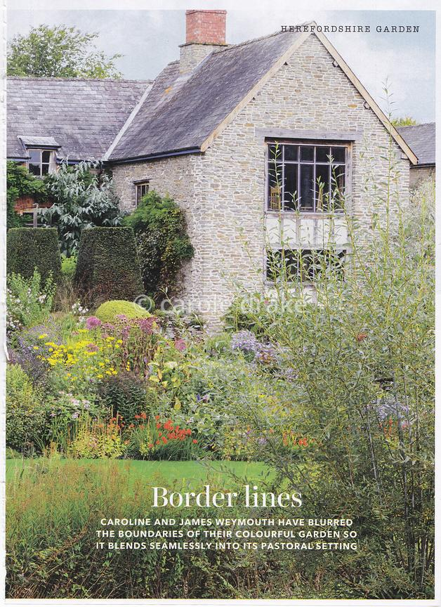 Upper Tan House, Country Homes & Interiors, September 2018