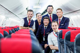 crew i Norwegian air