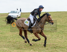 Oliver Townend and ULISES. Oasby (1) Horse Trials 2019