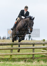 John Knowles - The Cottesmore Hunt at Burrough House 18/12