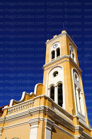 San Francisco church tower, Tarija, Bolivia