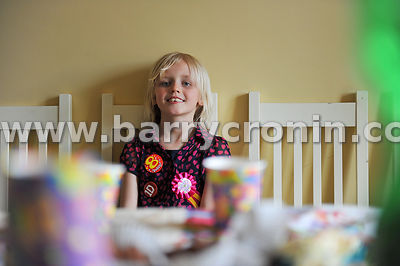 Sinead's 8th Birthday