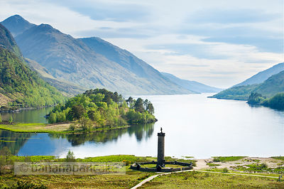 BP2992 - Glenfinnan Monument
