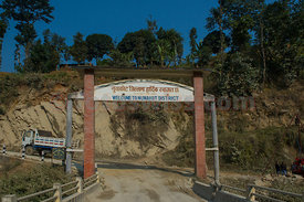 Fikuri in the District of Nuwakot