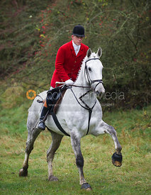 Robert Medcalf - The Cottesmore at John O'Gaunt 24/11/12