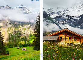 Gimmelwald | Switzerland