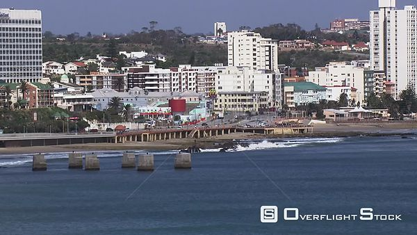 The Beach of Port Elizabeth South Africa