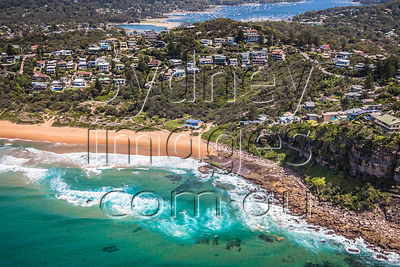 Bungan Beach Aerial Photography