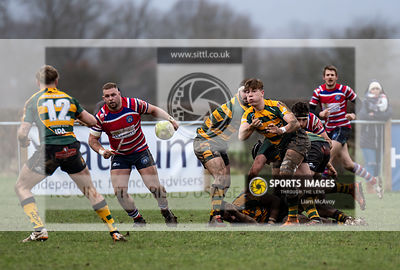 Tonbridge Juddians v Bury St Edmonds