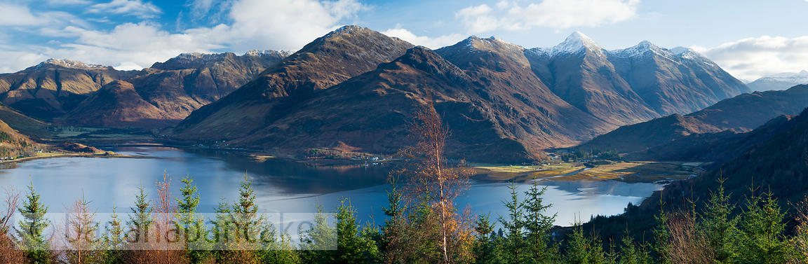 BP2275 - The Five Sisters of Kintail and Loch Duich
