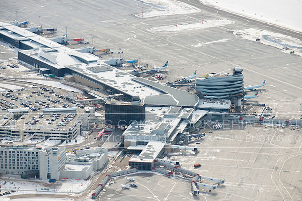 Edmonton International Airport - CYEG