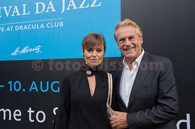Opening Event of Festival da Jazz 2014 Live at Dracula Club St.Moritz