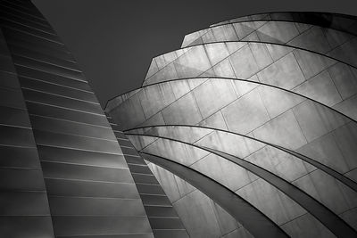 Kauffman Center Curves